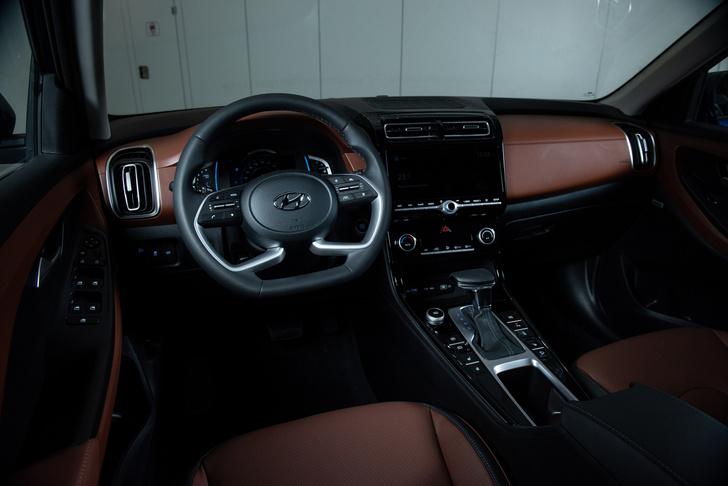 Фото №4 - Глаза выкатываются: новый Hyundai Creta представлен в России