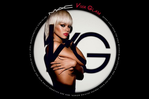 Рианна (Rihanna), M.A.C.