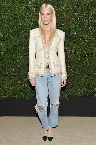 Фото №8 - Было ваше, стало наше: как и с чем носить джинсы-бойфренды