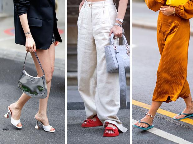 Фото №1 - Самые модные босоножки и сандалии лета 2021