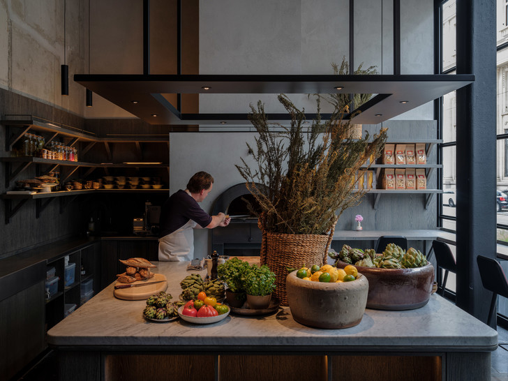 Фото №3 - Le Pristine: модный ресторан по мотивам фламандской живописи