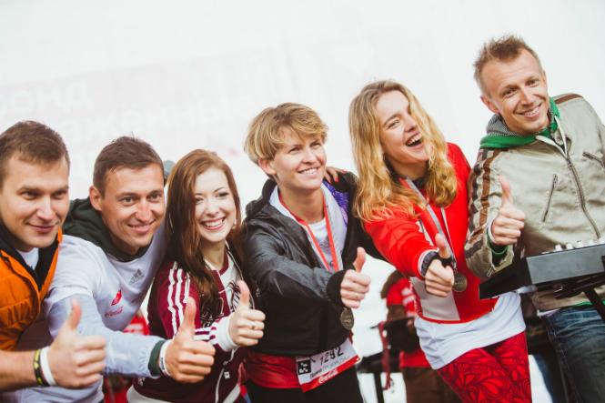 Фото №5 - Редакция Marie Claire примет участие в благотворительном Зеленом марафоне