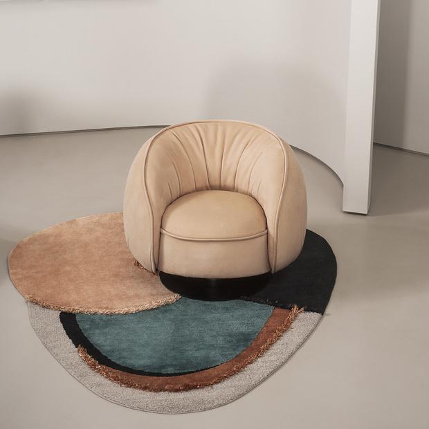 Фото №1 - Вещь месяца: кресло Leon от Baxter