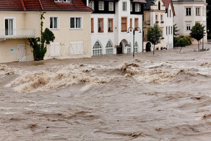Фото №1 - В ближайшие 30 лет Европе грозят масштабные наводнения