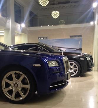 Фото №10 - Классовые различия: любительский тест-драйв Rolls-Royce Ghost