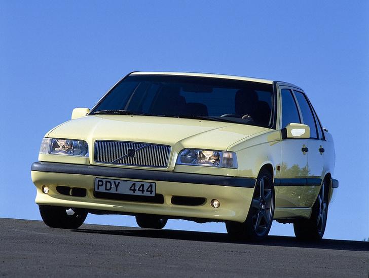 Volvo 850 T-5R— первый, пожалуй, реально горячий автомобиль в истории фирмы
