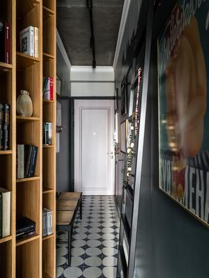 Фото №11 - Квартира 26 м² со спальней на антресоли