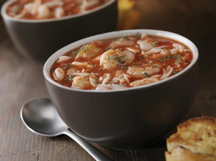 Фото №3 - Суп биск: 3 популярных рецепта изысканного блюда