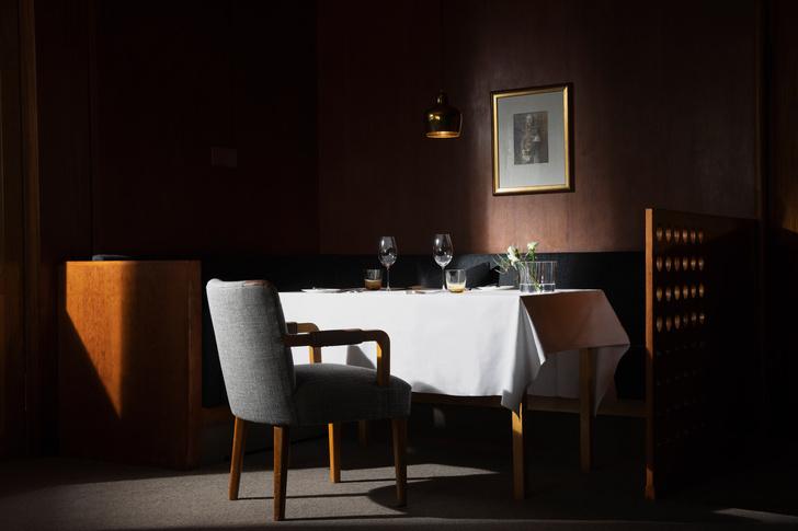 Фото №3 - Реновация ресторана Savoy в Хельсинки