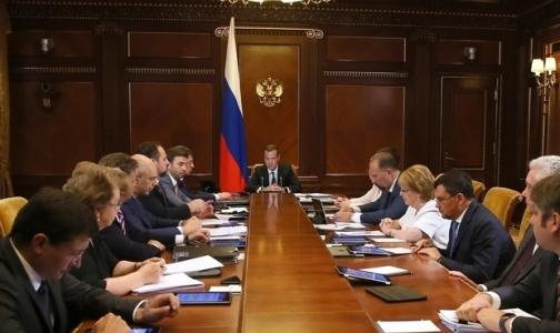 Фото №1 - В России утвердили три приоритетных проекта в здравоохранении
