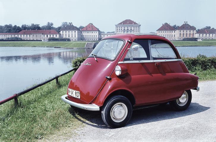 Фото №7 - Восстающий из пепла: история и современность BMW