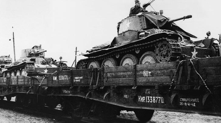 Фото №4 - Что немцу хорошо, то и Красной армии подойдет— танки вермахта с красными звездами