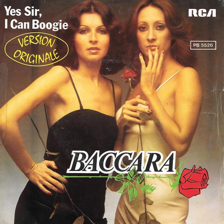 Фото №1 - История одной песни: «Yes, Sir, I Can Boogie» Baccara