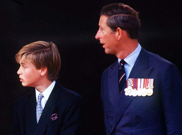 Фото №5 - Как Диана подшутила над принцем Уильямом в его день рождения