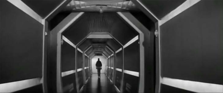 Кадр из чехословацкого фильма «Икар-1»
