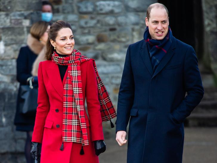 Фото №1 - Самый необычный тур Кембриджских: куда Кейт и Уильям отправились перед Рождеством