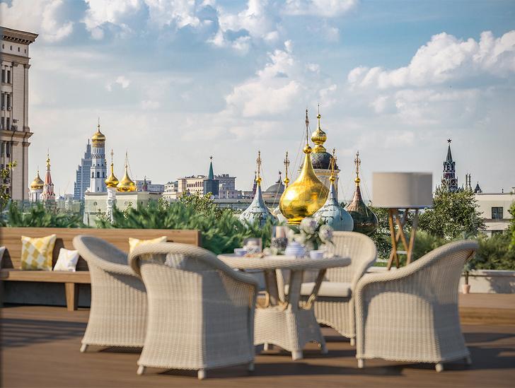 Фото №1 - Топ-5 новых дизайнерских жилых комплексов Москвы