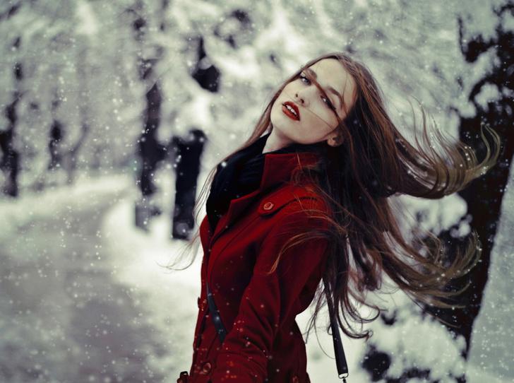 Фото №2 - Безупречные волосы зимой: 5 лайфхаков от Владислава Лисовца