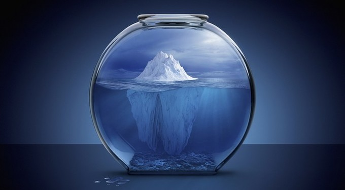 Лед тронулся: перестать возводить стену между собой и миром