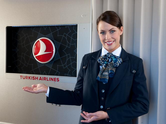 Фото №2 - Гастрономическое путешествие с Turkish Airlines