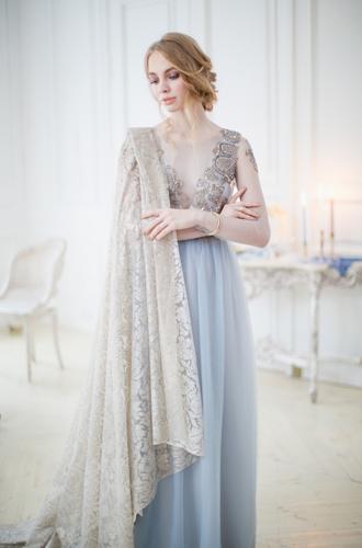 Фото №9 - А la Russe: свадебные платья от российских дизайнеров