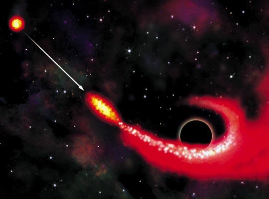 Фото №1 - Ярче тысячи галактик