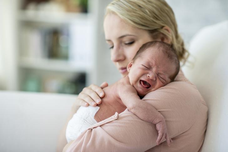 колики, колики у новорожденного, причины, как справиться, массаж от колик, газоотводная тру