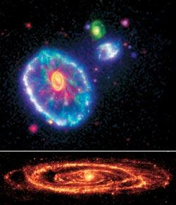 Фото №8 - Столкновения галактик