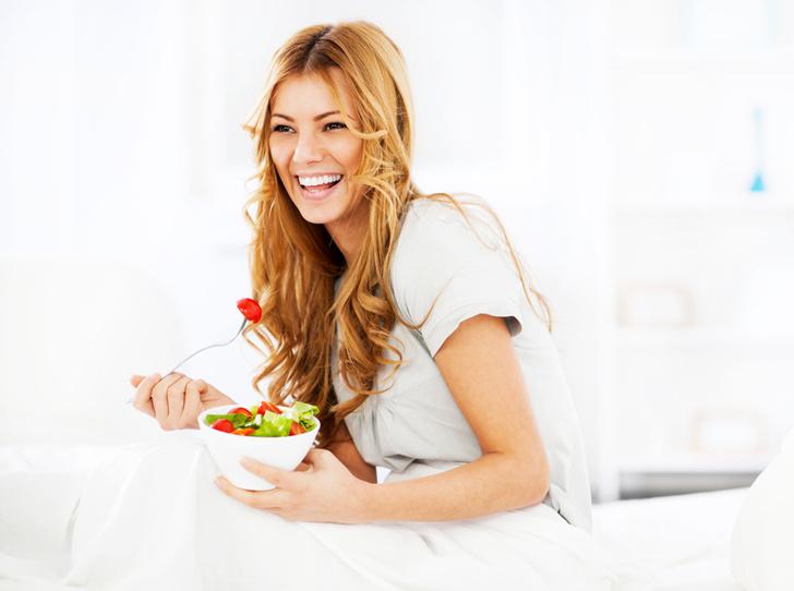 Фото №1 - Как питаться в течение дня, чтобы сил хватило на все