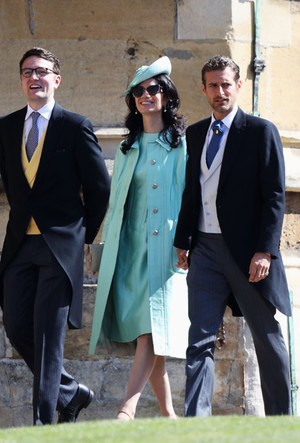 Фото №19 - Свадьба Меган Маркл и принца Гарри: как это было (видео, фото, комментарии)