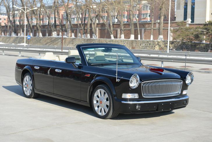 Фото №3 - Как белорусы у китайцев парадный автомобиль купили