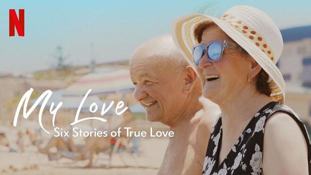 Фото №1 - Netflix выпустил новый документальный сериал про любовь 💔