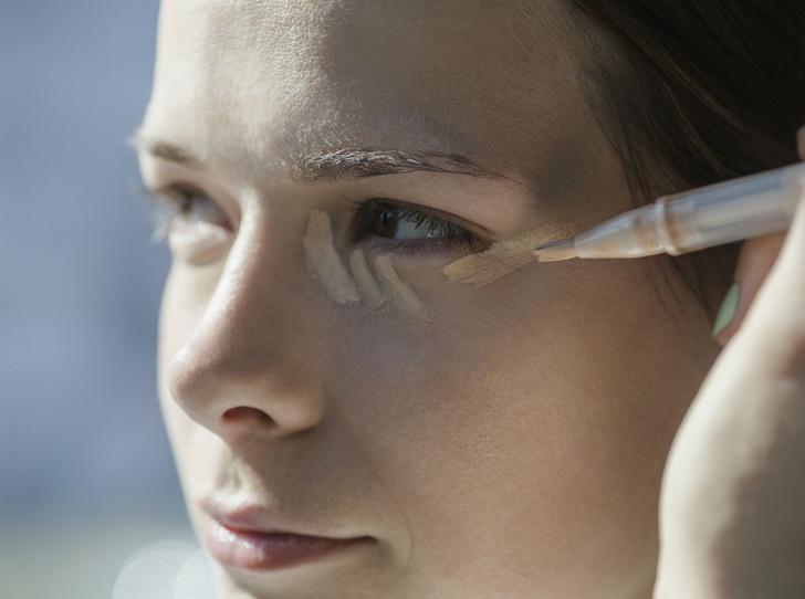 Фото №7 - Какие бьюти-ошибки могут быть полезны для макияжа