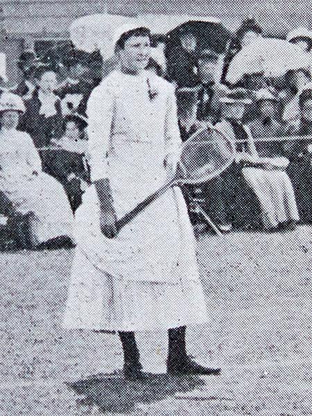 Как менялась длина юбок теннисисток