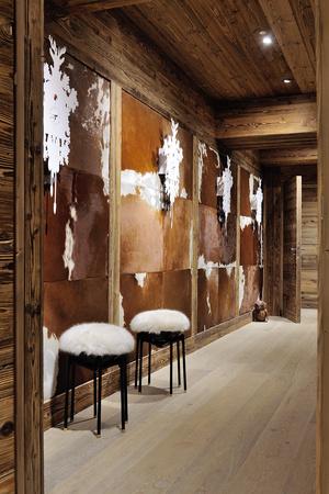 Фото №24 - Дизайнерское шале со стеклянной лестницей в Межеве