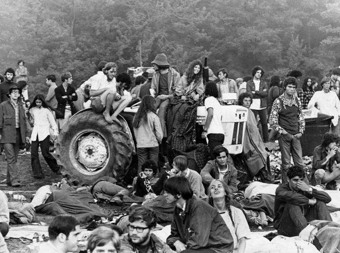 Фото №15 - История «Вудстока»: как появился музыкальный фестиваль, ставший легендой