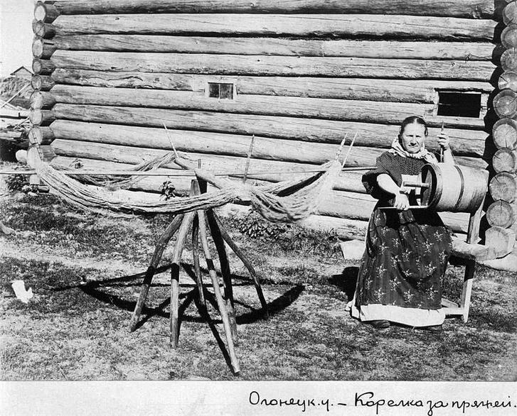 Фото №1 - Русская деревня XIX века в фотографиях Михаила Круковского
