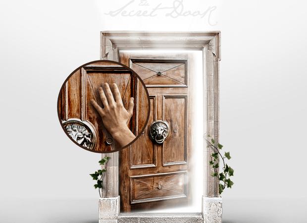 Фото №1 - Сайт дня: Открой секретную дверь и попробуй угадать, куда ты попала