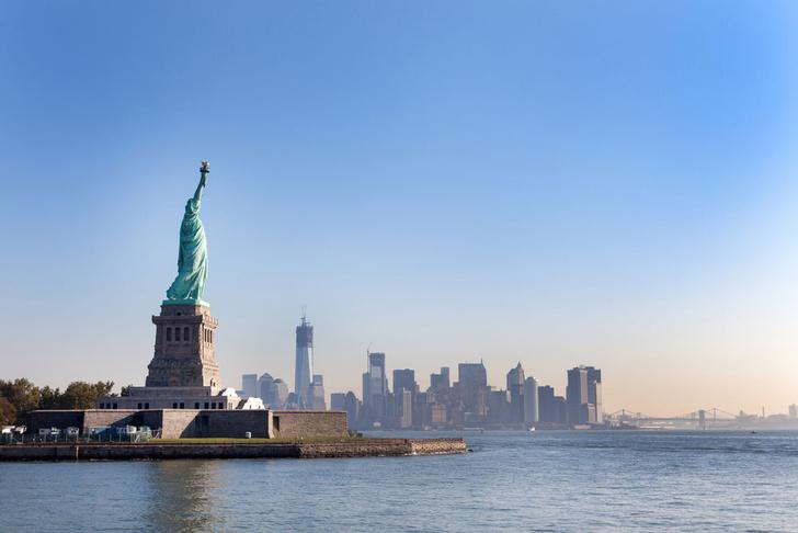 Фото №1 - Нью-Йорку грозит затопление после 2100 года