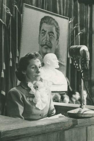 Фото №3 - «В её танце отразилась эпоха»: выставка к 100-летию со дня рождения Ольги Лепешинской