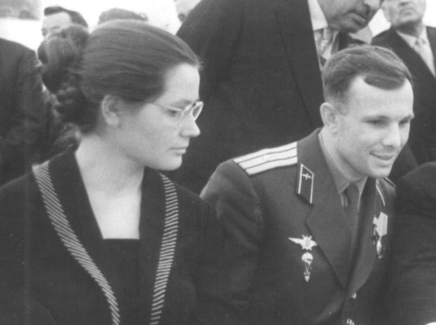 Фото №6 - Валентина и Юрий Гагарины: история космической любви