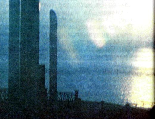 Фото №1 - Полсотни метров до «Нахимова»