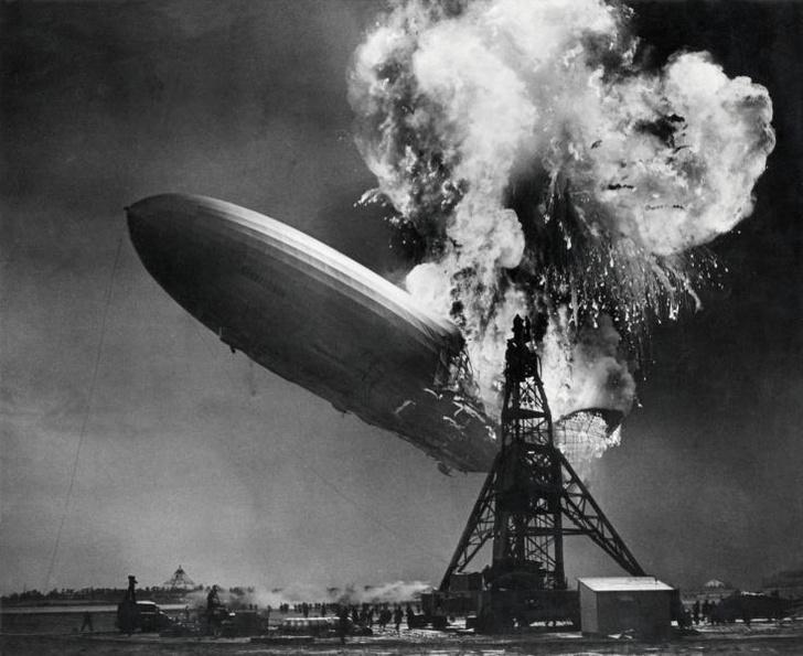 Фото №2 - 10 самых впечатляющих фото техногенных катастроф
