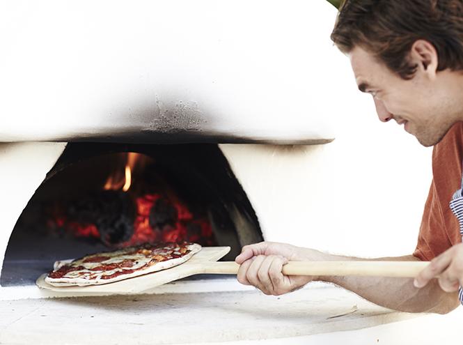 Фото №4 - Hot: мужчины в неаполитанских пиццериях