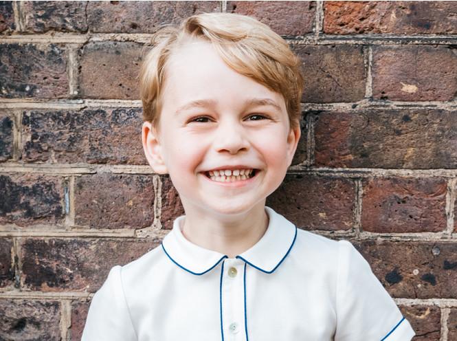 Фото №5 - Принц Джордж Кембриджский: шестой год в фотографиях