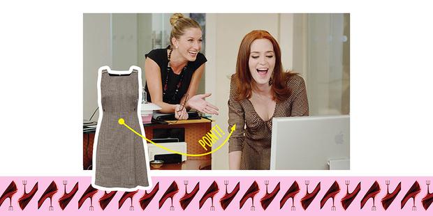 Фото №3 - Оденься, как героини фильма «Дьявол носит Prada»