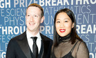 Как Марк Цукерберг и Присцилла Чан выглядят в обычной жизни
