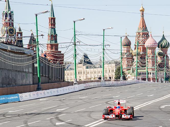 Фото №1 - FRHI Hotels & Resorts приглашают погрузиться в атмосферу автогонок