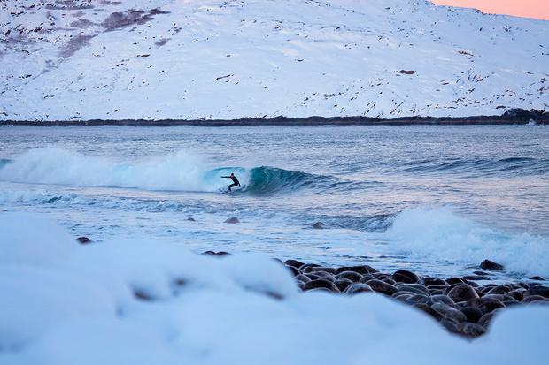Фото №2 - «Прибой»: Первый полнометражный фильм о самобытном отечественном серфинге