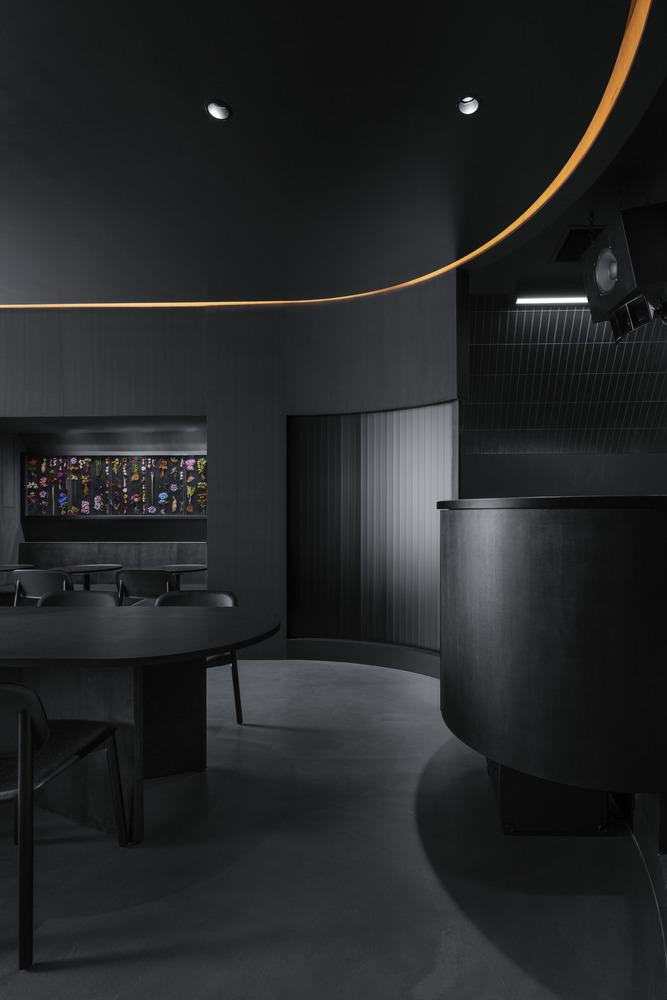 Фото №5 - Ресторан и бар Burnside в Токио по проекту Snøhetta